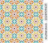 vector abstract seamless... | Shutterstock .eps vector #1028939635