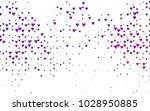 dark purple vector greeting... | Shutterstock .eps vector #1028950885
