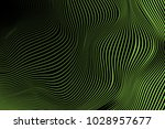 wavy stripes. trendy curve... | Shutterstock .eps vector #1028957677