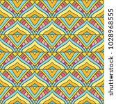seamless pattern with handdrawn ... | Shutterstock . vector #1028968555