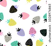 seamless pattern with colorful...   Shutterstock .eps vector #1028976865