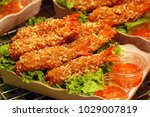 Small photo of Shrimp Fritter Delicious frame