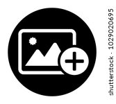 add image icon vector  add...   Shutterstock .eps vector #1029020695