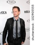 neil patrick harris at the tod... | Shutterstock . vector #102905555