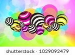 colorful background  abstract ...   Shutterstock . vector #1029092479