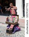 buenos  aires  argentina  ... | Shutterstock . vector #1029107731