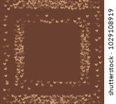 heart choco background which... | Shutterstock .eps vector #1029108919