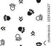 cute pattern for kids  girls... | Shutterstock .eps vector #1029133627