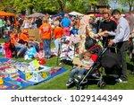 soest  netherlands   april 27 ... | Shutterstock . vector #1029144349