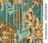 animal skin leopard pattern | Shutterstock .eps vector #1029144364