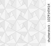 gray gradient geometric pattern.... | Shutterstock .eps vector #1029145414