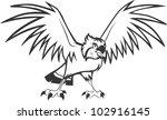 Creative Osprey Bird...