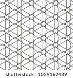 seamless geometric ornamental...   Shutterstock .eps vector #1029162439