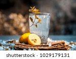 indian popular summer drink... | Shutterstock . vector #1029179131