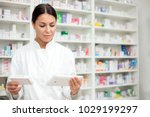 medicine  pharmaceutics  health ...   Shutterstock . vector #1029199297