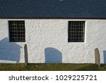 the church at mwnt dates back... | Shutterstock . vector #1029225721