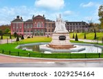 kensington palace and queen...