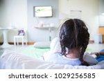 Patient Girl Watching...