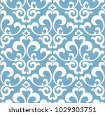 floral pattern. wallpaper... | Shutterstock .eps vector #1029303751