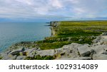 beautiful view of the inis m r...   Shutterstock . vector #1029314089