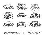 vector illustration. big set of ... | Shutterstock .eps vector #1029346435