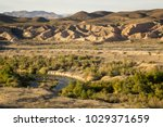 las vegas wash at lake mead... | Shutterstock . vector #1029371659