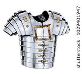 Armor Of Roman Soldier