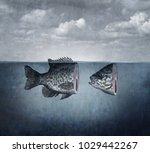Surreal Fish Art Concept Cut...