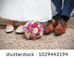 Wedding Bouquet With Legs From...