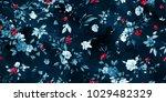 wide vintage seamless...   Shutterstock .eps vector #1029482329