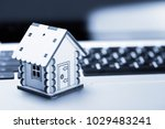 real estate and property... | Shutterstock . vector #1029483241