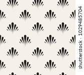 seamless pattern. geometric...   Shutterstock .eps vector #1029485704