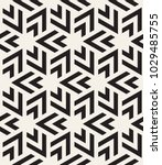 vector seamless pattern. modern ... | Shutterstock .eps vector #1029485755