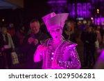 spark drummers at light up... | Shutterstock . vector #1029506281