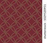 pied de poule  houndstooth ... | Shutterstock .eps vector #1029520951