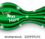 abstract green background.... | Shutterstock .eps vector #102955151
