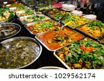 thai  thailand street food.... | Shutterstock . vector #1029562174