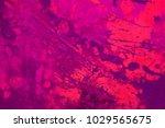 abstract painting. ink handmade ...   Shutterstock . vector #1029565675