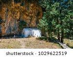 displaced village samaria in... | Shutterstock . vector #1029622519