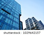 office building. business... | Shutterstock . vector #1029642157