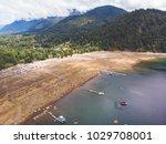 beautiful aerial landscape of...   Shutterstock . vector #1029708001