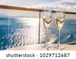 luxury cruise ship travel... | Shutterstock . vector #1029712687