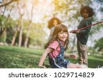 summer  childhood  leisure and... | Shutterstock . vector #1029714829
