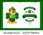 Saint Patrick's Day Vector...