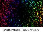 dark multicolor  rainbow vector ... | Shutterstock .eps vector #1029798379