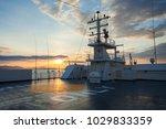 athens  greece   october 20 ... | Shutterstock . vector #1029833359