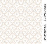 flower geometric pattern.... | Shutterstock . vector #1029839581