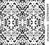 black and white seamless grunge ...   Shutterstock .eps vector #1029844699