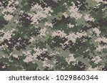 woodland summer camouflage.... | Shutterstock .eps vector #1029860344