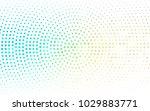 light blue  green vector modern ... | Shutterstock .eps vector #1029883771